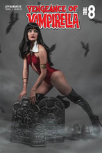 Image: Vengeance of Vampirella #8 (cover D - Titan Cosplay) - Dynamite