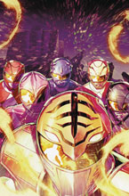 Image: Mighty Morphin Power Rangers #51 (cover A - Campbell) - Boom! Studios