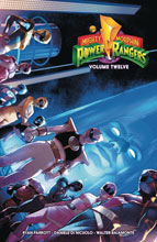 Image: Mighty Morphin Power Rangers Vol. 12 SC  - Boom! Studios