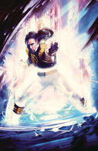 Image: Mighty Morphin Power Rangers #40 (variant cover - Showcase W) - Boom! Studios