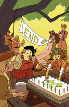 Image: Lumberjanes #74 (cover A - Leyh) - Boom! - Boom! Box