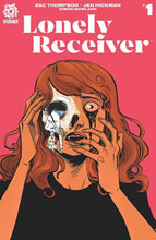 Image: Lonely Receiver #1 (cover A - Hickman) - Aftershock Comics