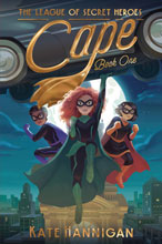 Image: League of Secret Heroes Young Adult Novel Vol. 01: Capes SC  - Aladdin Books