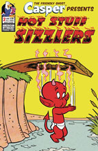 Image: Casper Presents: Hotstuff Sizzlers #2 (cover A) - American Mythology Productions