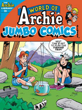 Image: World of Archie Jumbo Comics Digest #99 - Archie Comic Publications