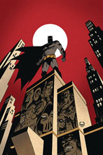 Image: Batman: The Adventures Continue #1 (variant DFE cover - Haeser Sketch) (signed) - Dynamic Forces