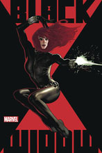 Image: Black Widow #1 (DFE signed - Hughes) - Dynamic Forces