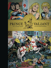 Image: Prince Valiant Vol. 21: 1977-1978 HC  - Fantagraphics Books