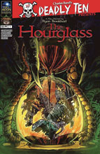 Image: Deadly Ten Presents: Hourglass  (cover A - Strutz) - Full Moon Features