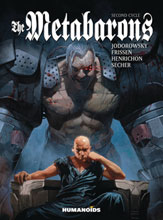 Image: Metabarons: Second Cycle SC  - Humanoids Inc