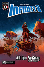 Image: Infinity 8 #21 (All for Nothing Part Three) - Magnetic Press Inc.
