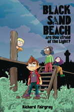 Image: Black Sand Beach Vol. 01: Are You Afraid of Light GN HC  - Pixel + Ink