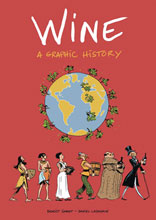Image: Wine a Graphic History GN  - Selfmadehero