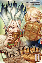 Image: Dr. Stone Vol. 11 GN  - Viz Media LLC