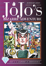 Image: Jojo's Bizarre Adventures Part 04: Diamond Is Unbreakable Vol. 05 HC  - Viz Media LLC