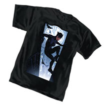 Batman COMIC COVER #516 Skulls Licensed Adult T-Shirt All Sizes