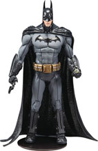 Image: DC Gaming Wv1 Arkham Asylum Batman Scale Action Figure Case  (7-inch) - TMP Toys / McFarlane Toys