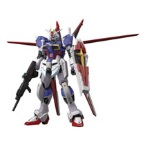 Image: Gundam Seed Destiny 33 Force Impulse Gundam RG Model Kit  (1/144 scale) - Bandai Hobby