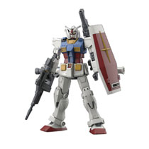 Image: RX-78-02 HG Gundam Origin Ver Model Kit  (1/144 scale) - Bandai Hobby