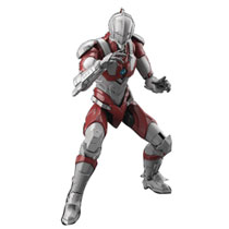 Image: Ultraman B Type Standard Model Kit: Action Version Figure-Rise  - Bandai Hobby