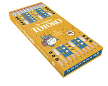 Image: Studio Ghibli 10-Piece Boxed Pencil Set: My Neighbor Totoro  - Chronicle Books