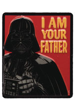 Image: Star Wars Metal Magnet: I Am Your Father  - Open Road Brands LLC