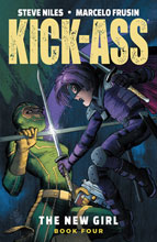 Image: Kick-Ass vs. Hit-Girl Vol. 04 SC  - Image Comics