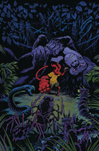 Image: Young Hellboy: The Hidden Land #4 (cover A - Smith) - Dark Horse Comics