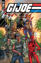 Image: G.I. Joe: A Real American Hero #283 (cover A - Andrew Griffith) - IDW Publishing