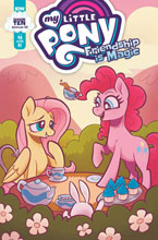 Image: My Little Pony: Friendship Is Magic #98 (incentive 1:10 cover - Robin Easter) - IDW Publishing