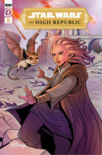 Image: Star Wars: High Republic Adventures #4 (incentive 1:10 cover - Yael Nathan) - IDW Publishing