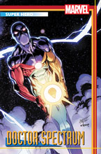 Image: Heroes Reborn #4 (variant Trading Card cover - Bagley) - Marvel Comics