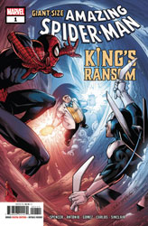 Image: Giant-Size Amazing Spider-Man: King's Ransom #1 - Marvel Comics