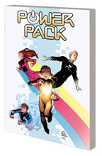 Image: Power Pack: Powers That Be SC  - Marvel Comics