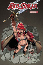 Image: Red Sonja #27 (cover D - Miracolo) - Dynamite