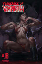 Image: Vengeance of Vampirella #18 (cover A - Parrillo) - Dynamite