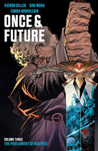 Image: Once & Future Vol. 03 SC  - Boom! Studios