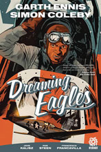 Image: Dreaming Eagles SC  - Aftershock Comics