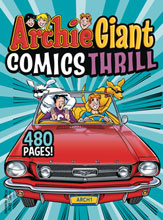 Image: Archie Giant Comics Thrill SC  - Archie Comic Publications