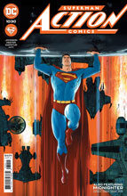Image: Action Comics #1030 (DFE signed - Johnson) - Dynamic Forces