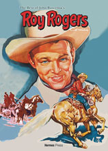 Image: Best of John Buscema: Roy Rogers Comics HC  - Hermes Press