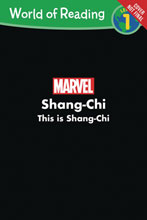 Image: World of Reading: This Is Shang Chi SC  - Marvel Press