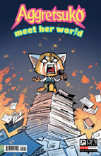 Image: Aggretsuko: Meet Her World #2 (cover B - Beault) - Oni Press Inc.