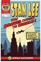Image: Stan Lee: How Marvel Changed the World HC  - White Owl