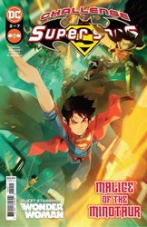 Image: Challenge of the Super Sons #2 - DC Comics