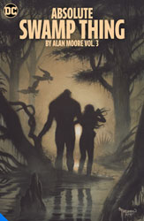 Image: Absolute Swamp Thing by Alan Moore Vol. 3 HC  - DC - Black Label