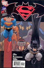 Image: Superman / Batman #21 -