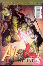 Image: Avengers: Initiative #4 - Marvel Comics