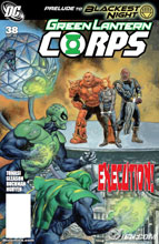 Image: Green Lantern Corps #38 (variant edition) - DC Comics