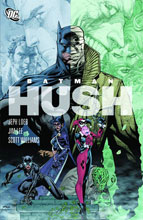 Image: Batman: Hush SC  -